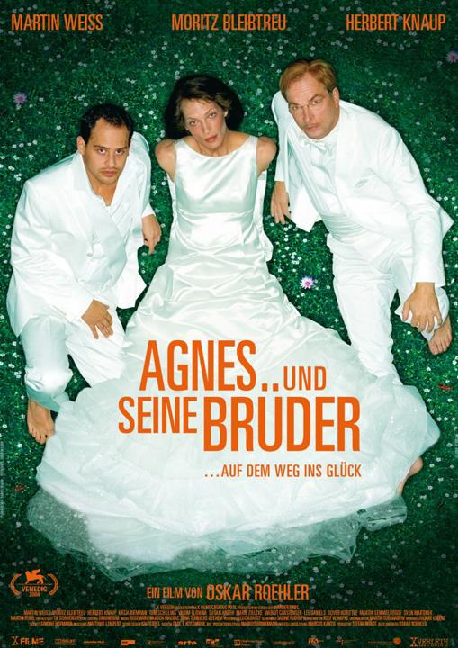 AGNES UND SEINE BRÜDER     Oskar Roehler