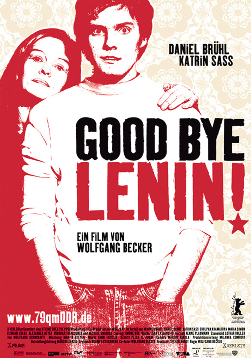 GOODBYE LENIN     Wolfgang Becker