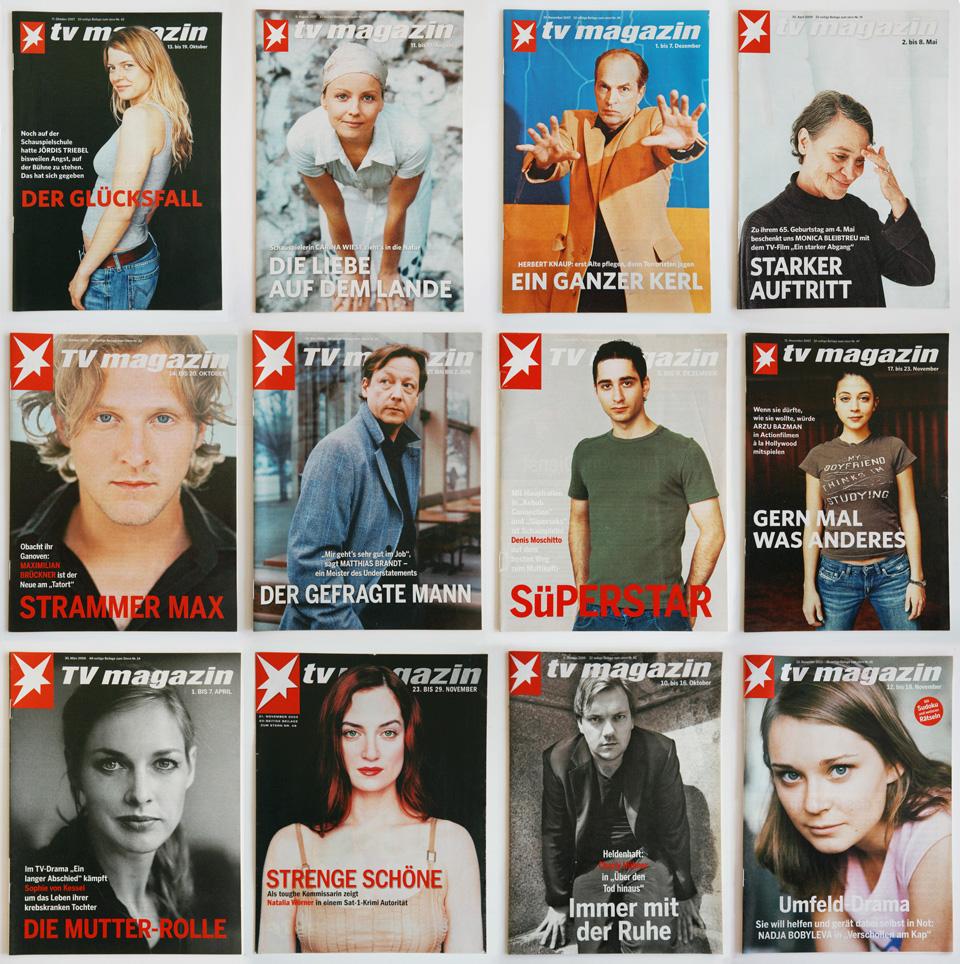 Zeitschriften , diverse