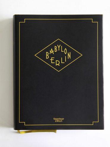 Babylon Berlin, Filmbuch u.a.