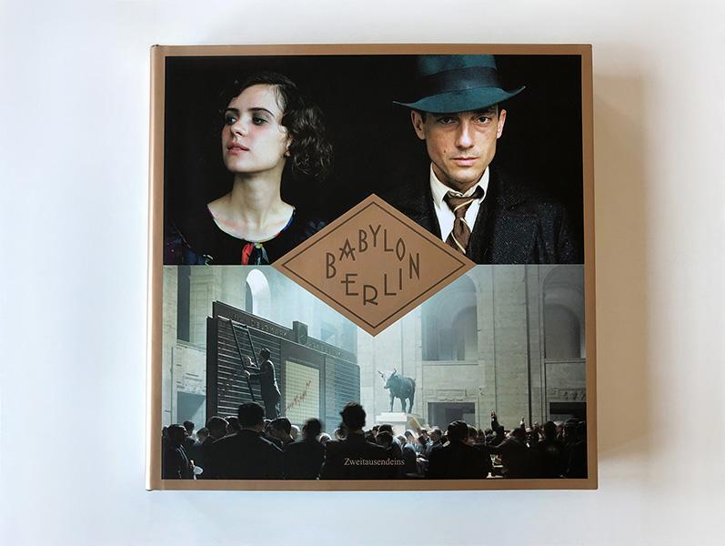 Filmbuch Babylon Berlin 3