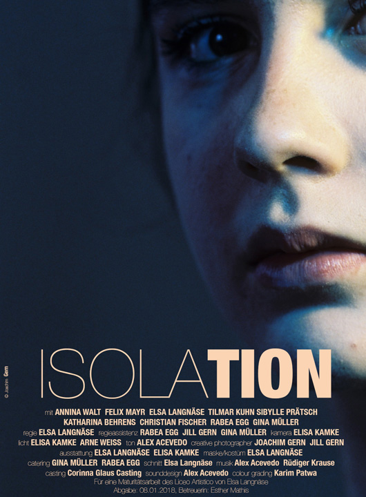 ISOLATION  Elsa Langnäse